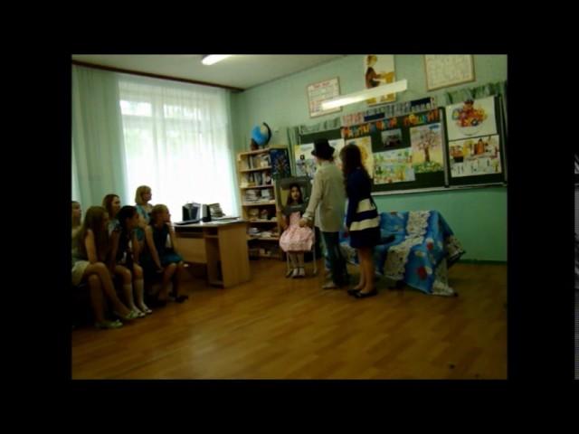 """Изображение предпросмотра прочтения – «Студия """"ТелеВид""""» представляют видеоролик кпроизведению «Девочка с Земли» К.Булычёва"""