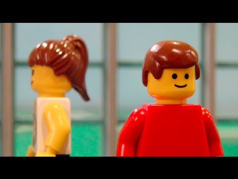 Lego Love Story A Stop Motion Short Film Youtube