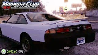 Midnight Club Los Angeles – Complete Edition - Xbox 360 / Ps3 Gameplay (2009)
