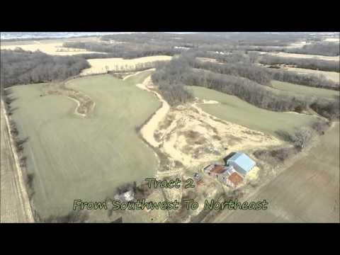 Jimmy & Dana Tripp Aerial Tour - Hancock County, IL