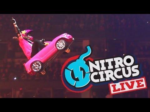 Nitro Circus Live (Slow Motion)