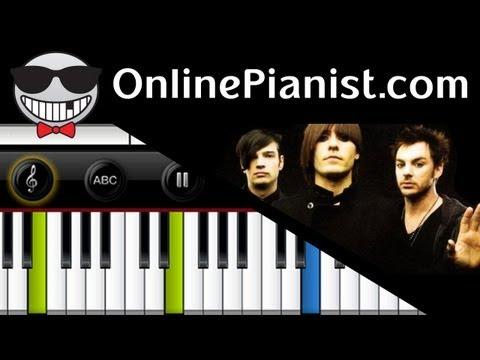 30 Seconds To Mars  Hurricane  Piano Tutorial