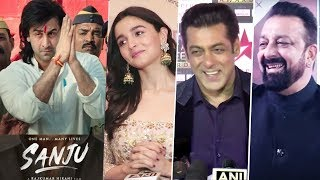 All Bollywood Celebs Reaction/Review On SANJU Movie- Ranbir Kapoor,Sanjay Dutt