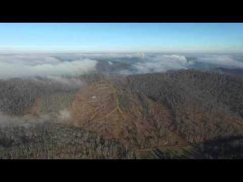 Kentucky Hills - Aerial