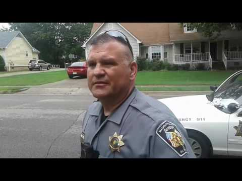 The Unlawful Arrest of Torriano Porter in...
