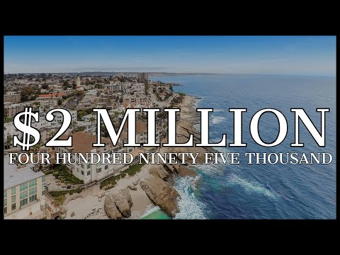 $2,495,000 | ULTRA LUXURY PENTHOUSE with PANORAMIC OCEAN VIEWS in La Jolla!