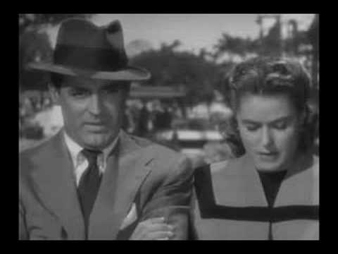 Foundations - a 'Notorious' (1946) music vid