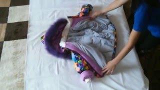 Зимний костюм для девочки Конфетка в магазине Зайчата(Зимний комплект на девочку Конфетка. http://zai4ata.ru/detizim-zima/zimnie-kostyumy/kostyum-na-zimu-dlya-devochki-konfetka Комплект