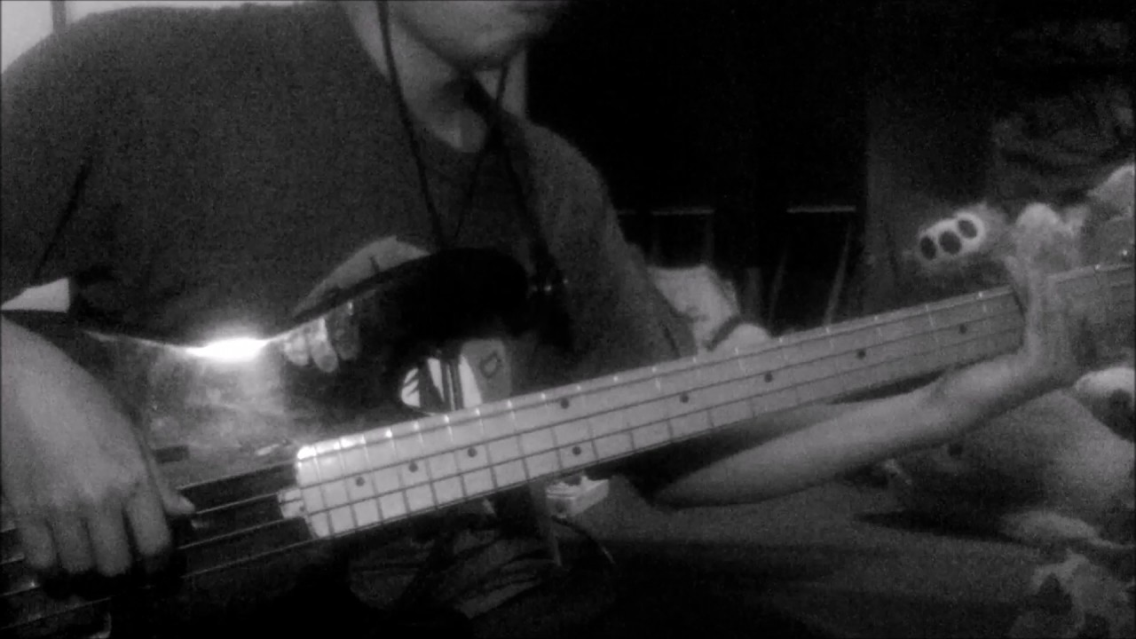 how to play fine china on bass
