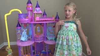 Disney Princess Ultimate Dream Castle Review 2013