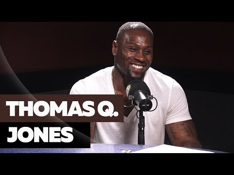 Former Jets RB Thomas Q. Jones On Kneeling, CTE, Luke Cage & Life After Football