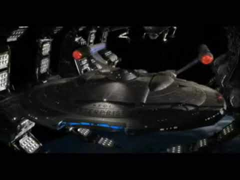 Star Trek Enterprise The Launch