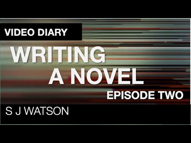 Writing a Novel - A Video Diary | Ep 2