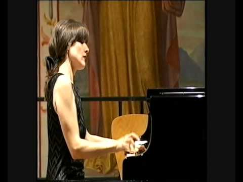 Elisso Bolkvadze plays Bach-Sogny Sicilienne