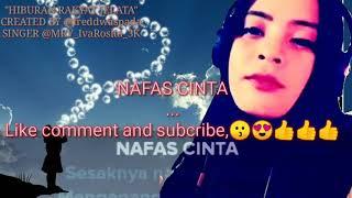 #NAFAS CINTA, KARAOKE DUET TANPA VOKAL COWOK(HD)