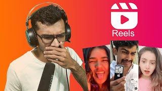 Instagram Reels Reaction !!