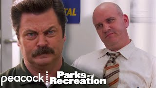 Parks and Recreation - Ron