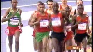 Campeonato Mundo Valencia indoor 2008: Final 1500m