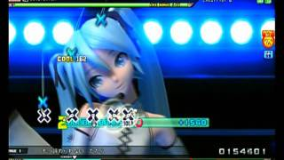 [Project DIVA Arcade] saturation EXTREME PERFECT