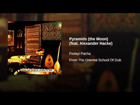 Pyramids (the Moon) (feat. Alexander Hacke)