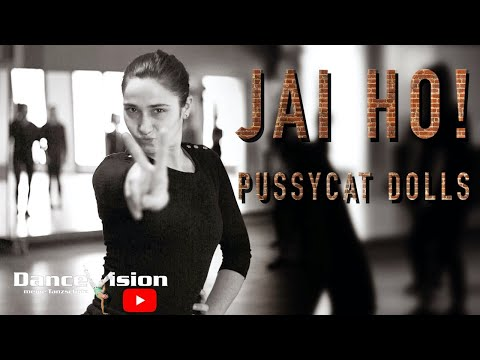 JAI HO - Pussycat Dolls Dance Vision Live Class By Melly