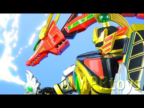 Legacy Thunder Megazord Extended Review! Questions Answered! (Mighty Morphin Power Rangers)