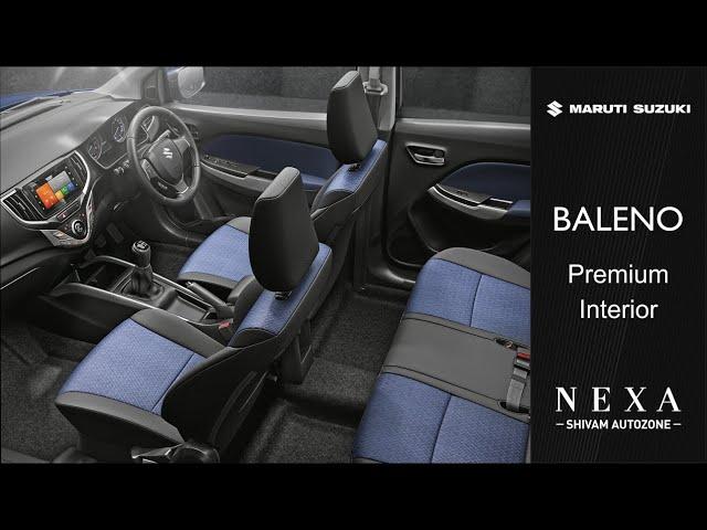 New Baleno 2019   Premium Interiors   Nexa   Shivam Autozone