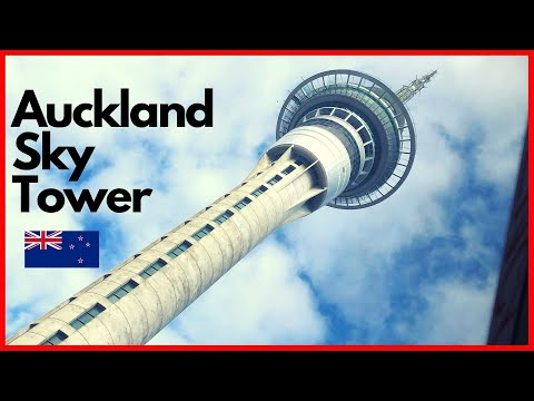 INDIAN GIRL IN NEW ZEALAND VLOG   AUCKLAND SKY TOWER