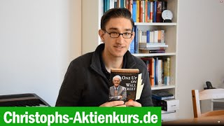 Buchbesprechung: One Up On Wall Street von Peter Lynch | Christophs Aktienkurs