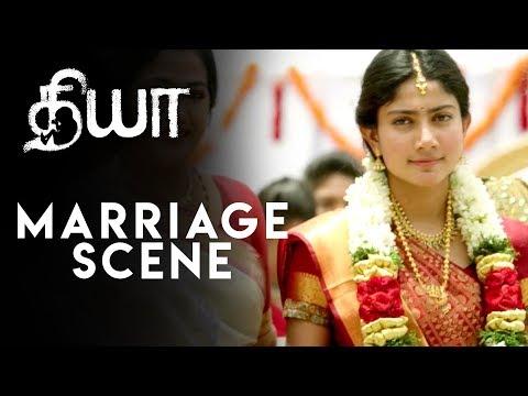 Diya - Love Scene | Sai Pallavi | Naga...