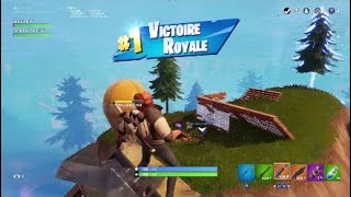 Fortnite with the poto fan of Real Madrid