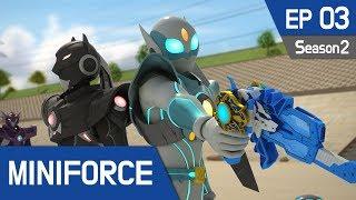 Video Miniforce Season2 EP03 Alien Jody Pt  1 (English Ver) download MP3, 3GP, MP4, WEBM, AVI, FLV Juni 2018