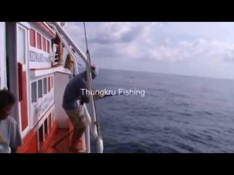 ตกปลา ทะเลตราด ตอนที่ 1 (ตอน เลียบชายแดนเขมร) By Roj Fishing