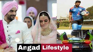 Neha dhupia Husband Angad Bedi Biography & lifestyle | 2018