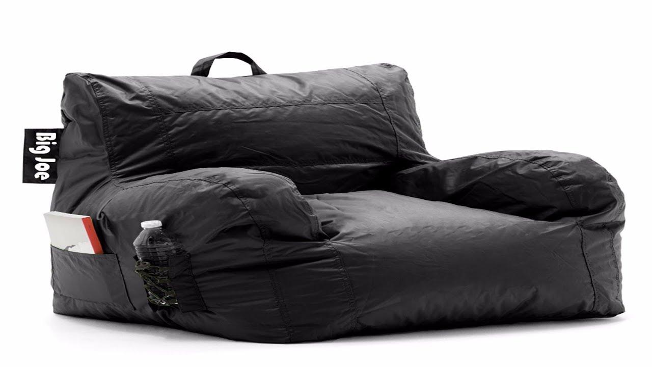 Big Joe Bean Bag Chair Bathroom Vanity Stools Chairs Best Review Comfort Youtube