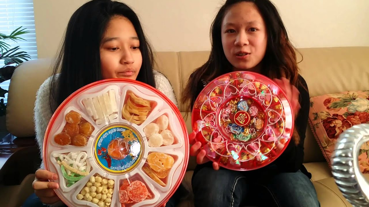 Chinese/Vietnamese new year gifts ideas - YouTube