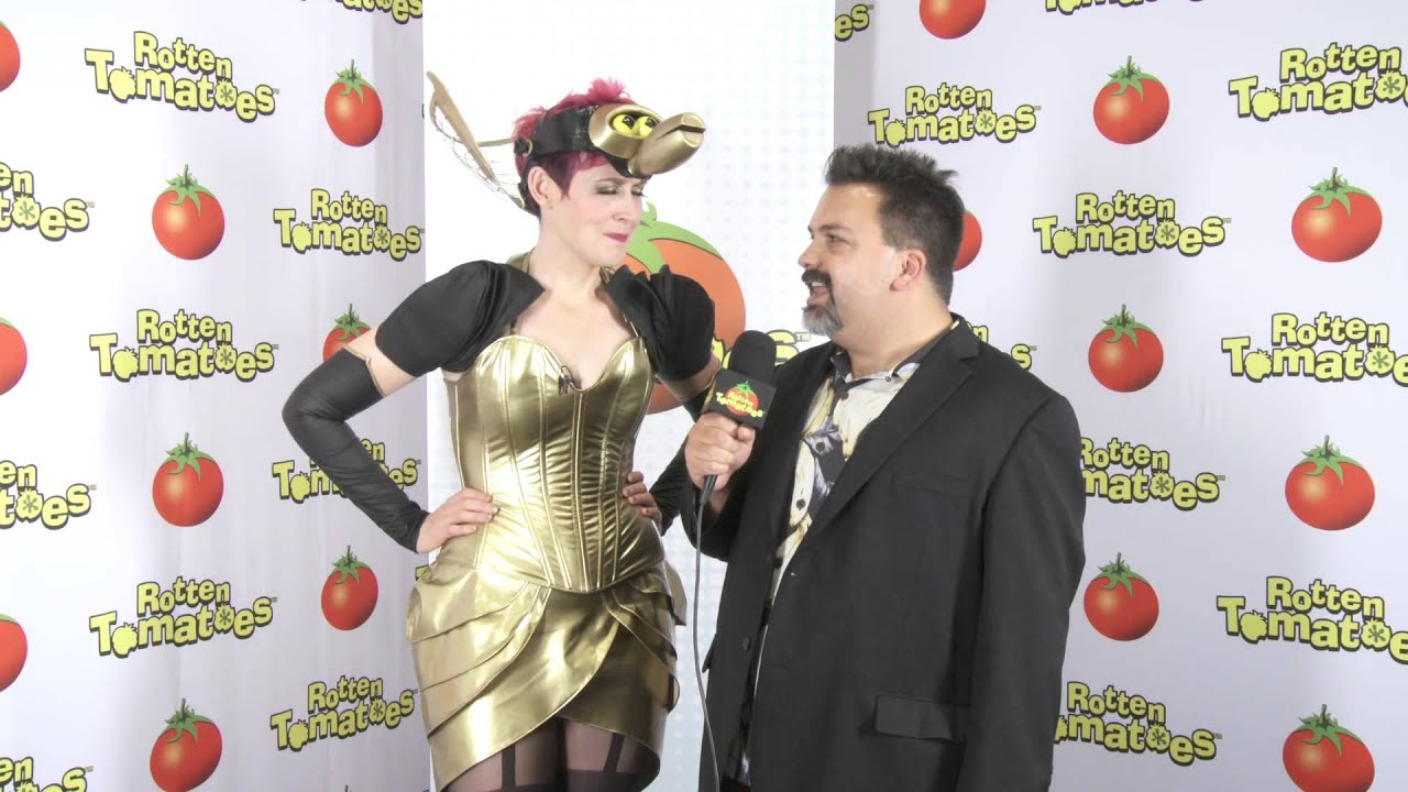 Rotten Tomatoes Sango Comic Con Friday Wrap Up