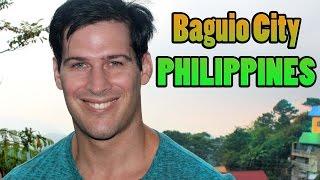 I left Manila, Philippines for Baguio City