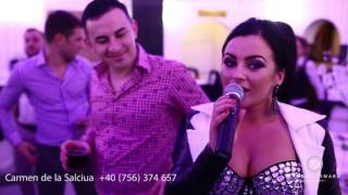 Carmen de la Salciua - Jocurile de noroc E tare bruneta LIVE (clip full HD) aniversare Cu ...