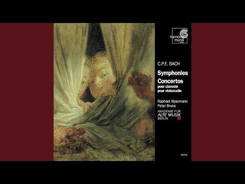 Concerto For Violoncello, Strings And B.c., Wq 170: I. Allegro Assai