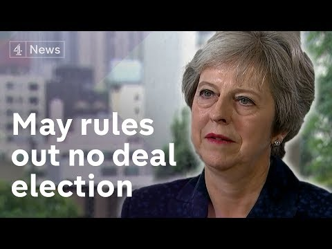 Theresa May asked: what if MPs vote against Brexit deal?