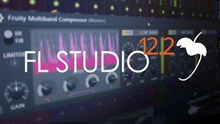 FL Studio 12.2 | What