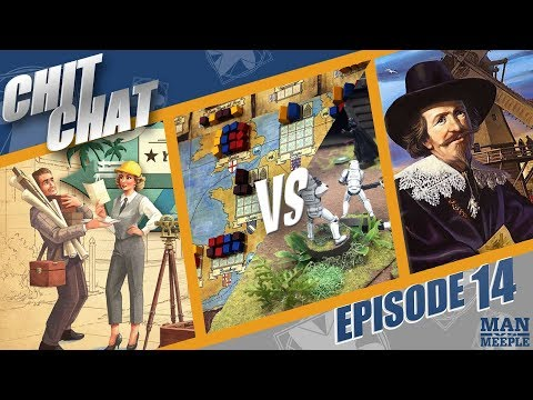 Chit Chat - Episode 14 - Ameristyle VS. Euro Games: It's a Debate!