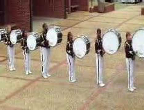 Northeast Mississippi Community College Drumline