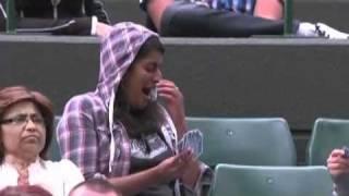 Wimbledon Funniest Moments