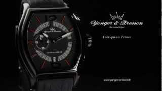 "Montre YONGER & BRESSON : les montres automatiques ""made in France"""