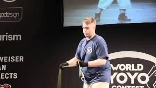 C3yoyodesign Present WYYC2014 5A Miklós Pardy