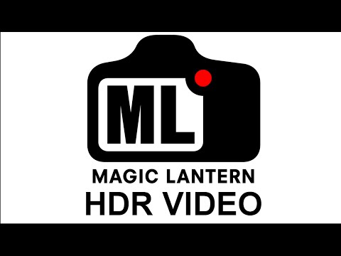 Magic Lantern HDR Video
