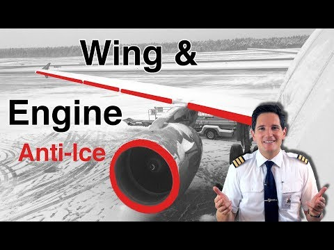 WING & ENGINE Anti-Ice Systems! Explained By CAPTAIN JOE