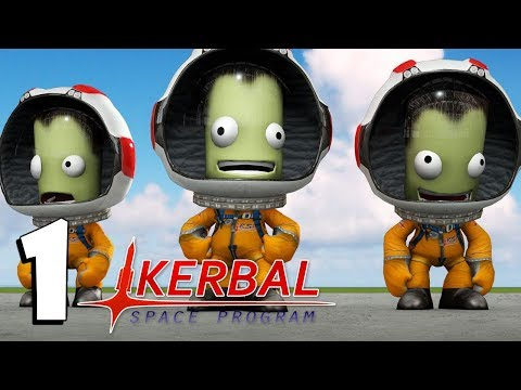 Reach Orbit (Without Exploding) // Kerbal Space Program